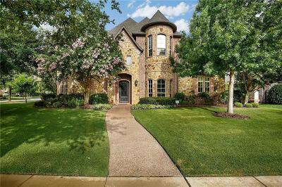 Southlake Single Family Home For Sale: 618 Castle Rock Drive