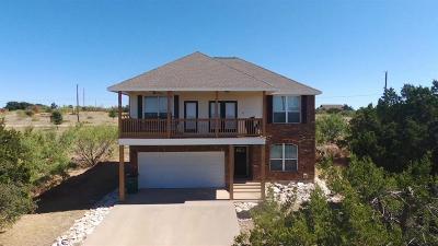Graford Single Family Home For Sale: 135 Coghill Drive