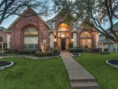 Flower Mound Single Family Home Active Option Contract: 4213 Auburn Drive