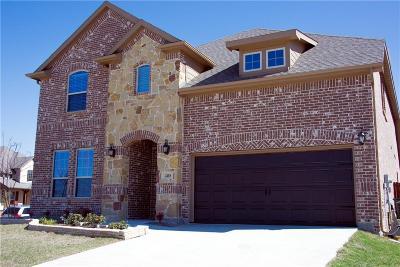 Melissa Single Family Home For Sale: 4418 Milrany Lane