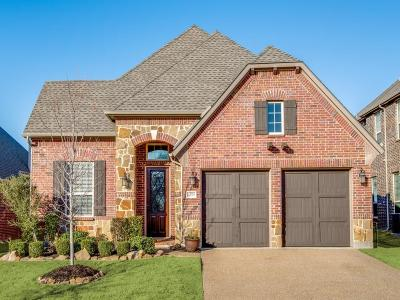 Frisco Single Family Home Active Option Contract: 12729 Tealsky Drive