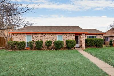 Garland Single Family Home For Sale: 2709 Royalty Drive