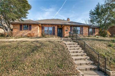 Garland Single Family Home Active Option Contract: 422 Glen Canyon Drive