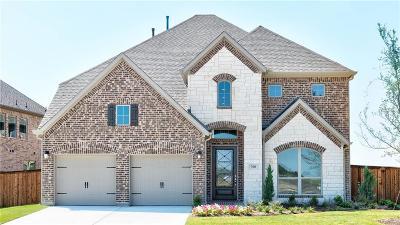 Mckinney Single Family Home For Sale: 700 Heron Creek Pass