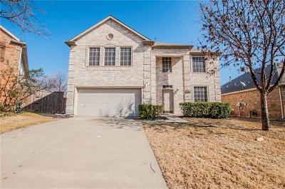 Single Family Home For Sale: 9728 Windburn Drive