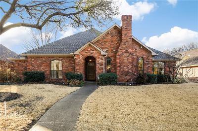 Plano Single Family Home For Sale: 6309 Bradley Lane