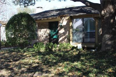 Dallas Townhouse For Sale: 13805 Brookgreen Drive