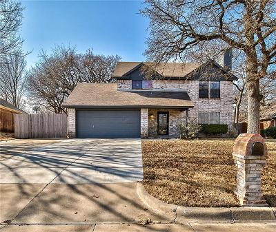 Burleson Single Family Home For Sale: 1008 Shady Hill Lane