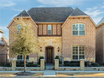 Southlake Single Family Home For Sale: 1705 Riviera Lane