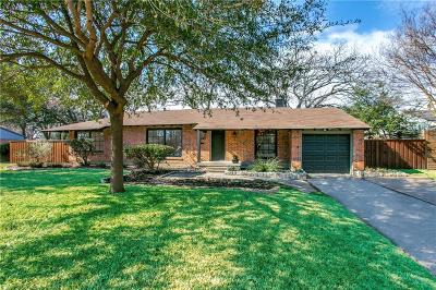 Dallas Single Family Home Active Option Contract: 9945 Kilarney Drive