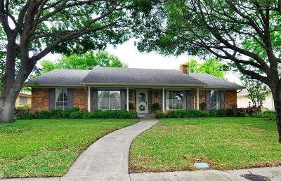 Dallas Single Family Home For Sale: 12118 Lochwood Boulevard