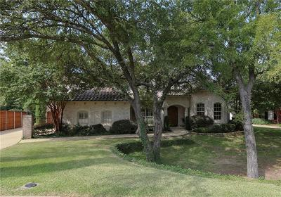 Coppell Single Family Home For Sale: 262 Edmondson Drive