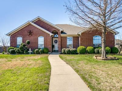 Mansfield Single Family Home Active Option Contract: 4 Dorchester Court