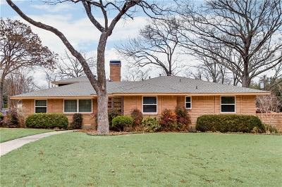 Dallas Single Family Home For Sale: 829 Timber Dell Lane