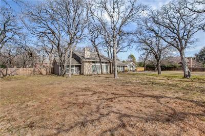Keller Single Family Home Active Option Contract: 425 Rapp Road