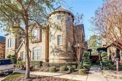 Colleyville Townhouse Active Option Contract: 5120 Post Oak Trail