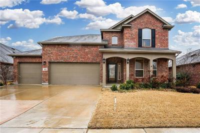 Prosper Single Family Home For Sale: 1405 Jennings Court