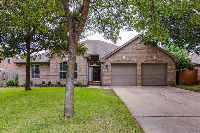 Trophy Club Single Family Home Active Option Contract: 321 Village Trail