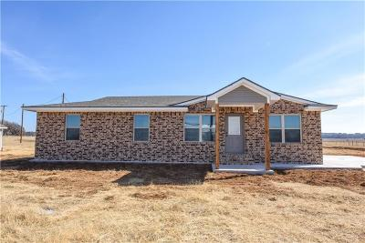 Eastland County Single Family Home For Sale: 299 County Road 496