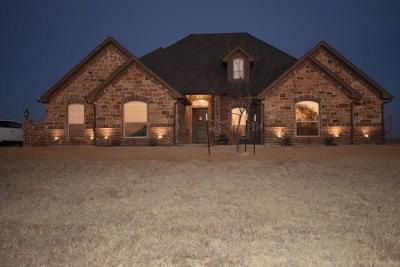 Weatherford Single Family Home For Sale: 5633 Veal Station Road