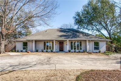 Single Family Home For Sale: 14130 Hillcrest Road