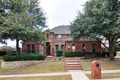 Mckinney Single Family Home For Sale: 6801 Ventanna Court