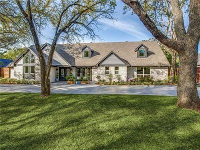 Single Family Home For Sale: 5928 Club Oaks Drive