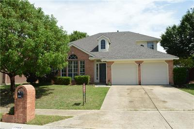 Lewisville Single Family Home For Sale: 2009 Firewater Place
