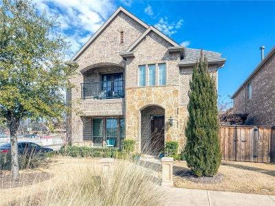 Farmers Branch Single Family Home Active Contingent: 2526 Bill Moses Parkway
