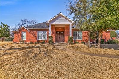Granbury Single Family Home Active Contingent: 9306 Spyglass Court