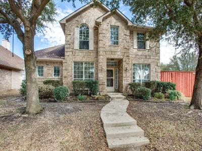 The Colony TX Single Family Home For Sale: $374,900