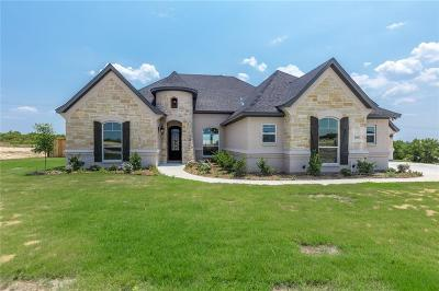 Weatherford Single Family Home For Sale: 2105 Vanderbilt Drive
