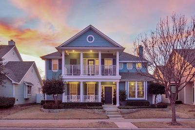 Providence Village Single Family Home Active Option Contract: 1045 Elm Drive