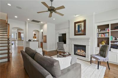Dallas, Fort Worth Townhouse For Sale: 4045 Throckmorton Street