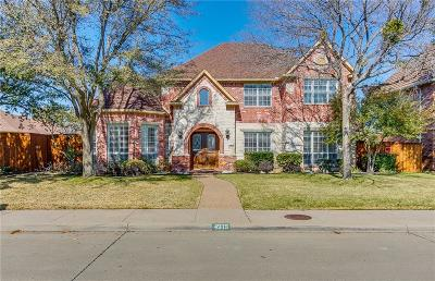 Single Family Home For Sale: 4919 Holly Tree Drive