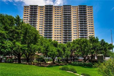 Dallas Condo For Sale: 3883 Turtle Creek Boulevard #2016