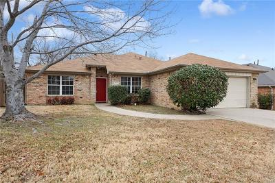 Lewisville Single Family Home Active Option Contract