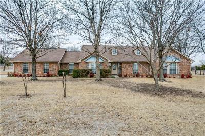 McKinney Single Family Home For Sale: 6180 County Road 123
