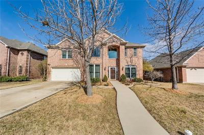 Wylie Single Family Home For Sale: 3500 Nandina Drive