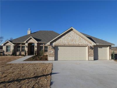 Stephenville Single Family Home For Sale: 160 Blue Ribbon