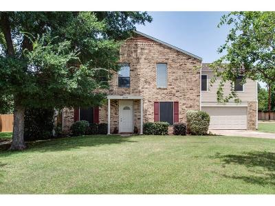Flower Mound Single Family Home For Sale: 2620 Lismore Drive