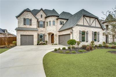 Celina Single Family Home For Sale: 1310 Cypress Creek Way