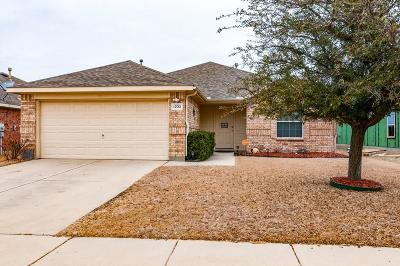 Sendera Ranch, Sendera Ranch East Single Family Home Active Option Contract: 1232 Roping Reins Way