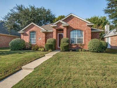 Frisco Single Family Home For Sale: 9904 Belfort Drive
