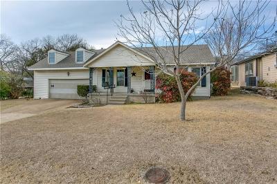 Dallas Single Family Home For Sale: 8707 San Leandro Drive