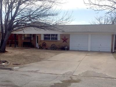 Mineral Wells Single Family Home For Sale: 1910 SE 15th Street
