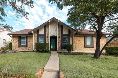 Carrollton Single Family Home For Sale: 2314 Eastgate Drive