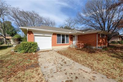 Single Family Home For Sale: 636 Newberry