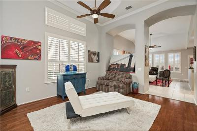 Plano Townhouse Active Option Contract: 3213 Twist Trail