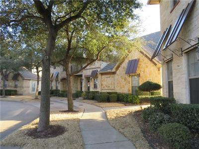 Townhouse For Sale: 8945 Trolley Trail